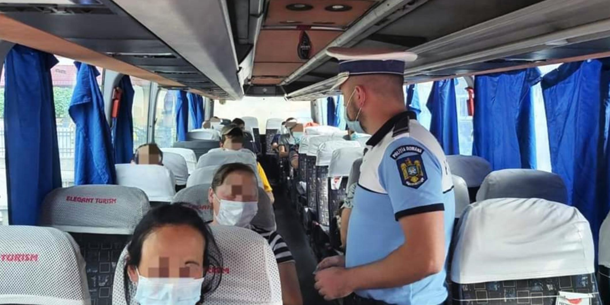 Poliţiştii