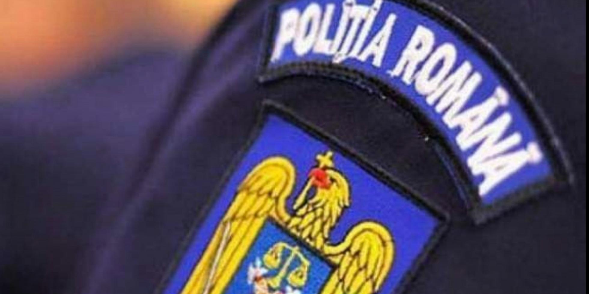 Un polițist