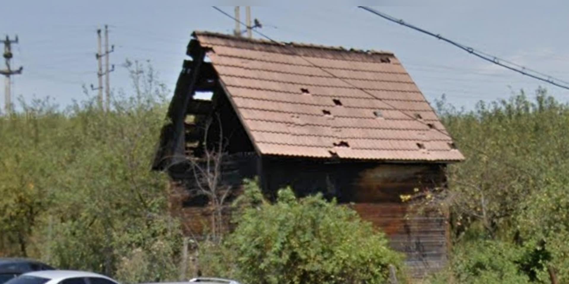 locuință abandonată
